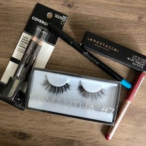 Huda lashes bundle